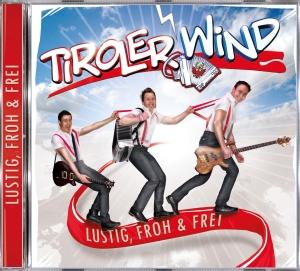 Lustig froh und frei CD 300